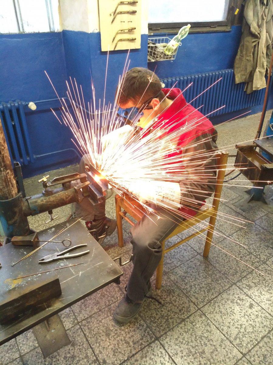 Řezání kovu