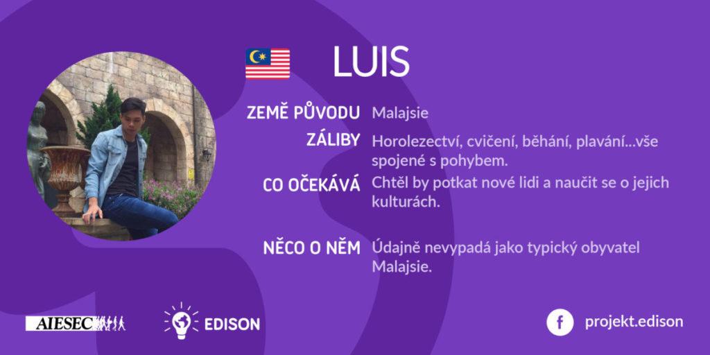 Luis - E.D.I.S.O.N.